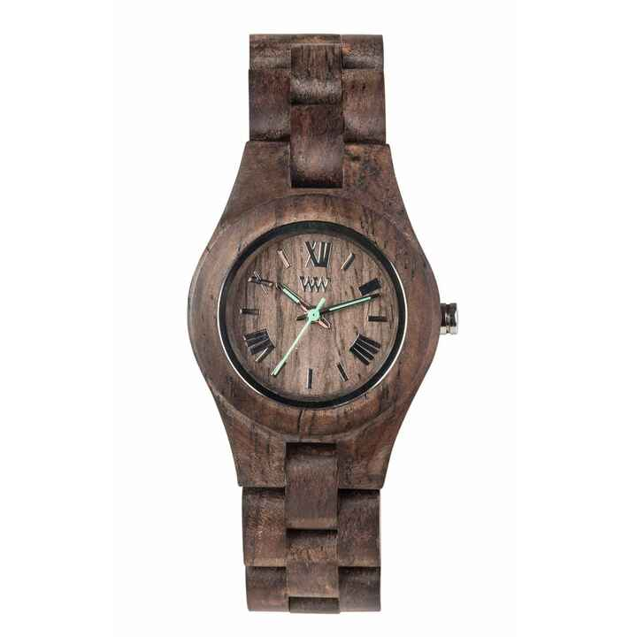 Armbanduhr Criss Nut Choco Rough, WEWOOD
