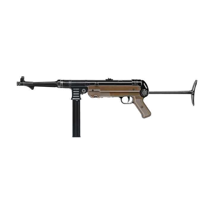 CO2 Gewehr MP40 German Legacy Edition, Legends