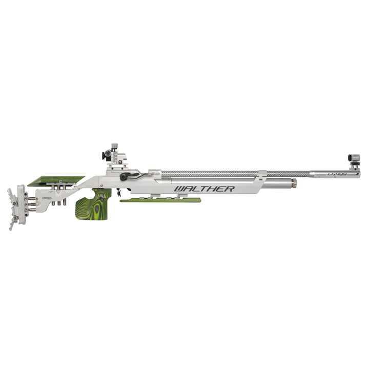 Match Luftgewehr 400M Expert Green Pepper, Walther