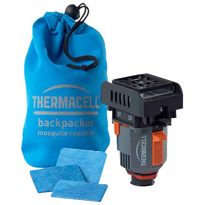 Stechmückenabwehrgerät Backpacker MR-BP, THERMACELL
