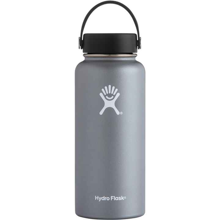 Trinkflasche Wide Mouth Flex Cap, Hydro Flask