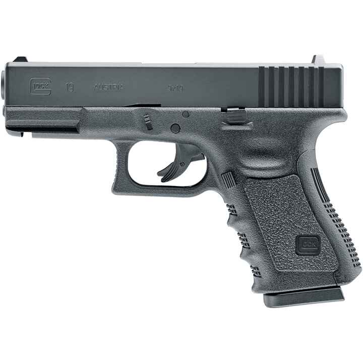 Airsoft CO2 Pistole Glock 19, Glock