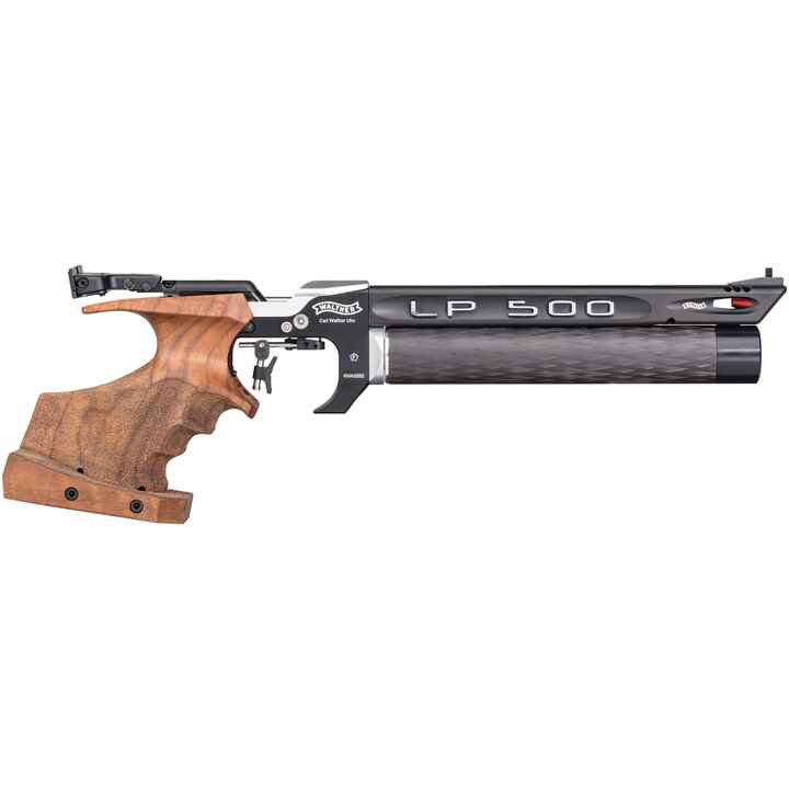 Match Luftpistole 500 Expert, Walther