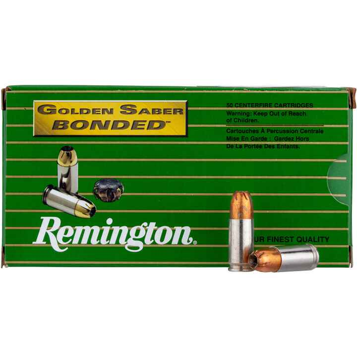 9 mm Luger Golden Saber Bonded 9,5g/147grs., Remington