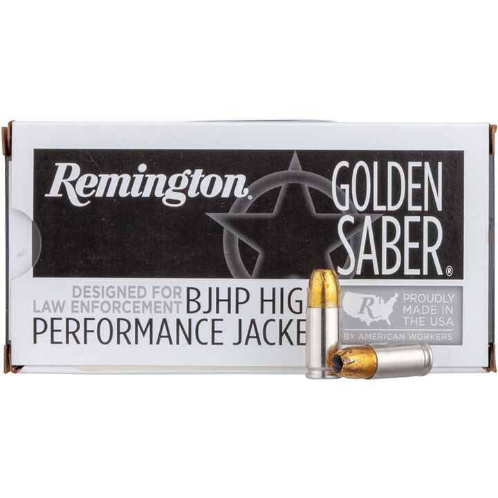 9 mm Luger Golden Saber 9,5g/147grs., Remington