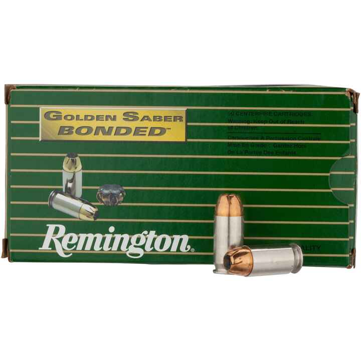 .45 ACP Golden Saber Bonded 14,9g/230grs., Remington