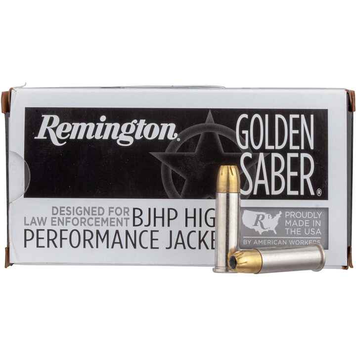 .38 Spec.+P Golden Saber Bonded 8,1g/125grs., Remington