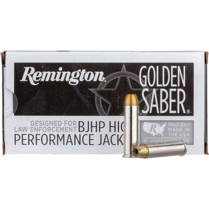 .357 Magnum Golden Saber Bonded 8,1g/125grs., Remington