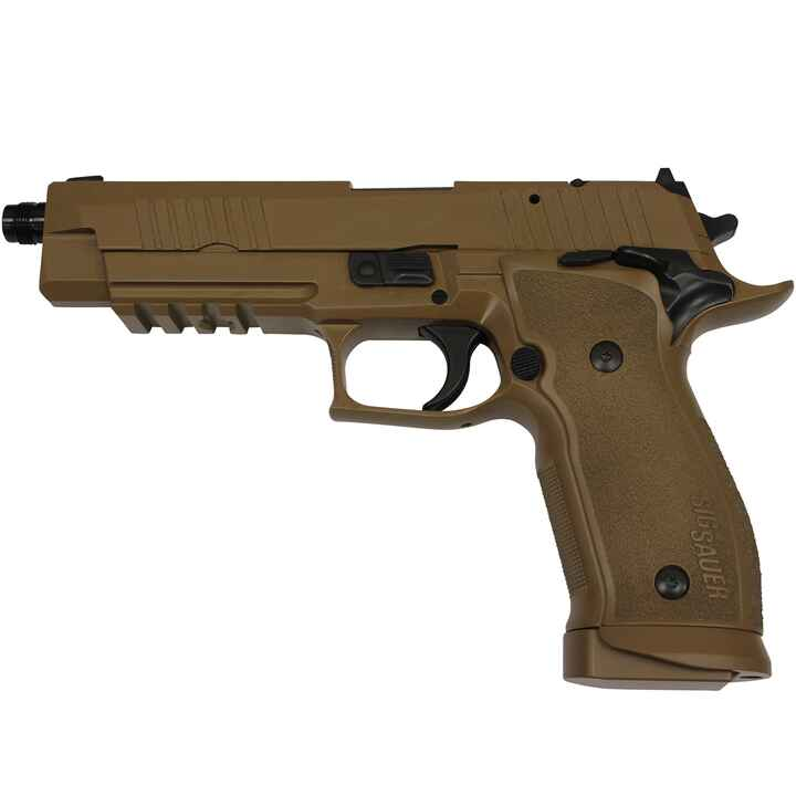 Pistole P226 X-Five TAC Flat Dark Earth - Entspannhebel, SIG Sauer