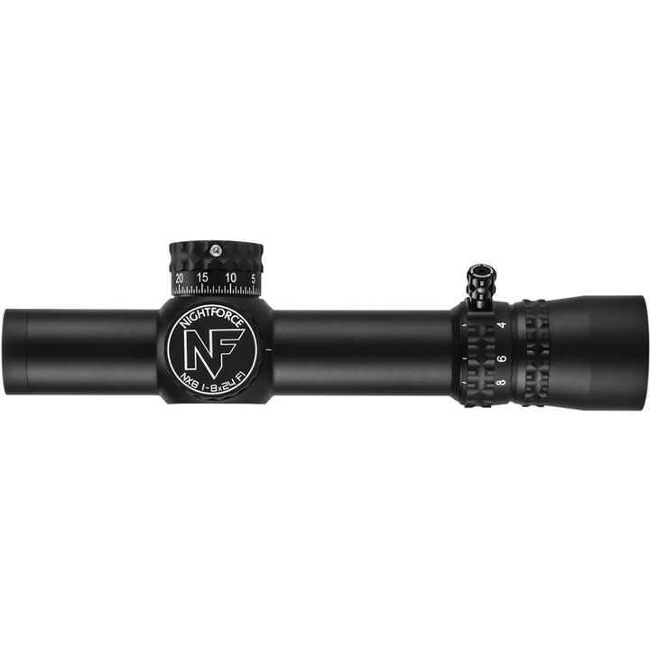Zielfernrohr NX8 1–8x24 F1, Nightforce