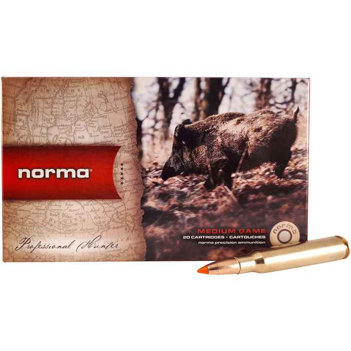 7x64 Tipstrike 160 grs., Norma