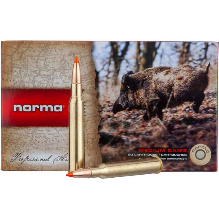 7x65 R Tipstrike 160 grs., Norma