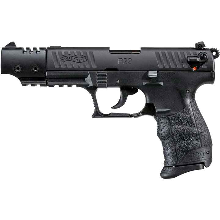 "Pistole P22 Q Target 5 "", Walther"