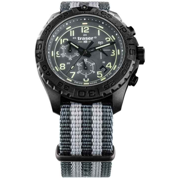 Armbanduhr P96 Evolution Chrono  , Traser