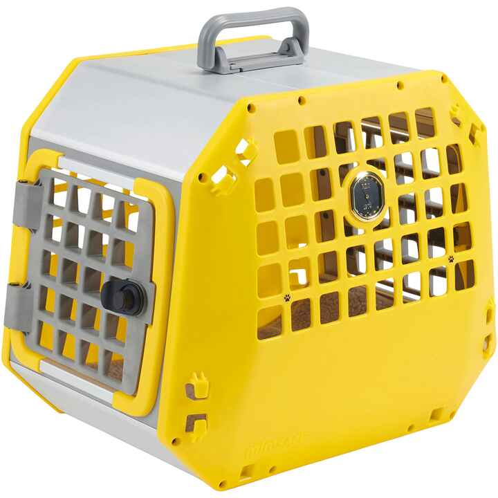 Hundetransportbox Care² Medium, kleinmetall