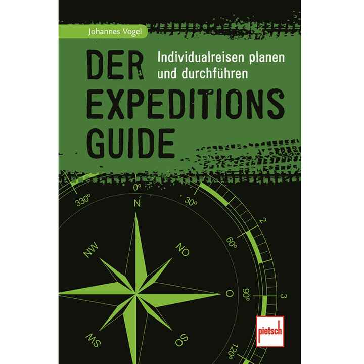 Buch: Der Expeditions-Guide, Pietsch