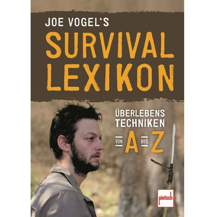 Buch: Joe Vogel's Survival-Lexikon, Pietsch