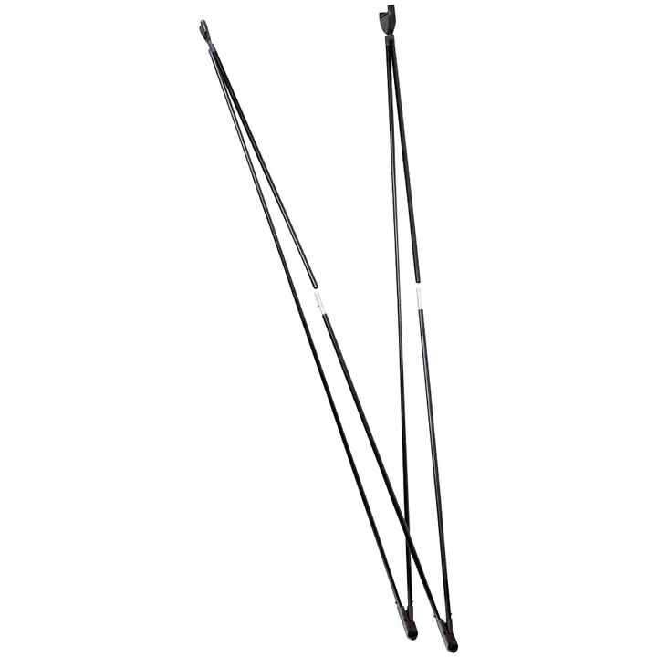 Zielstock Bush, 4Stable Sticks