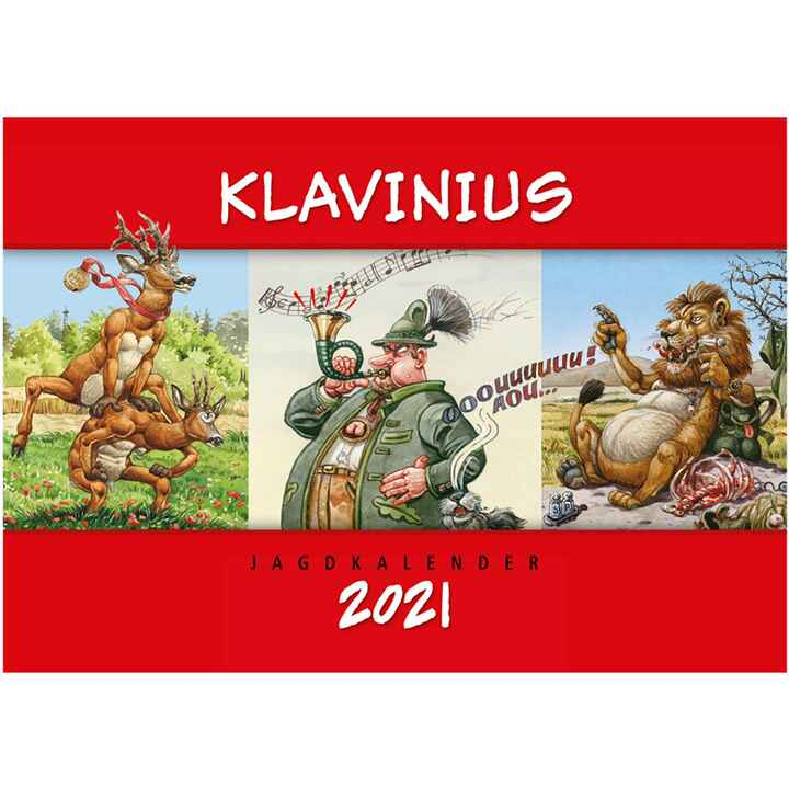 Kalender Haralds Klavinius 2021, PAUL PAREY