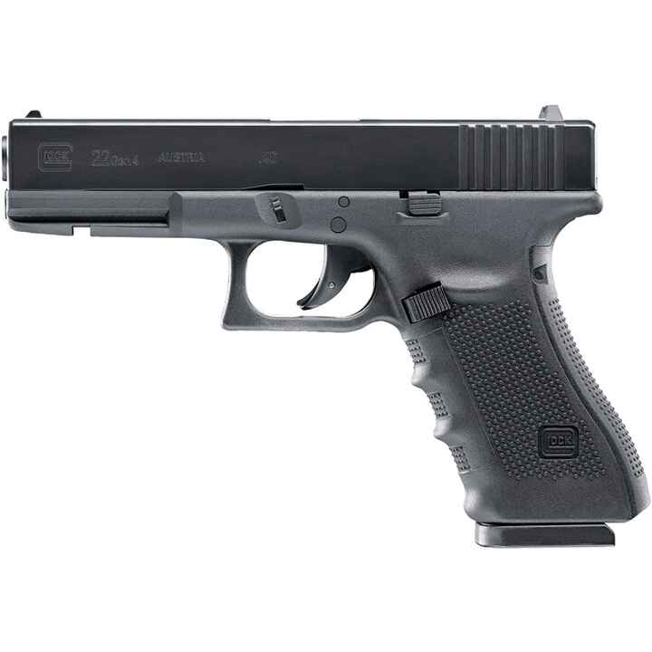 CO2 Pistole 22 Gen 4 Set, Glock