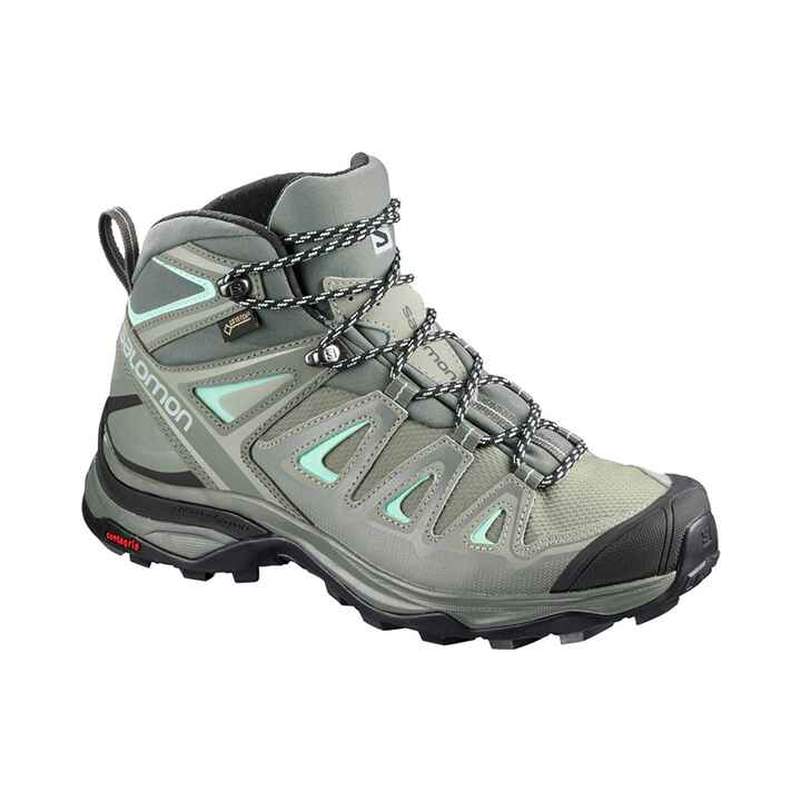 Damen Trekkingstiefel X Ultra 3 Mid GTX®, Salomon