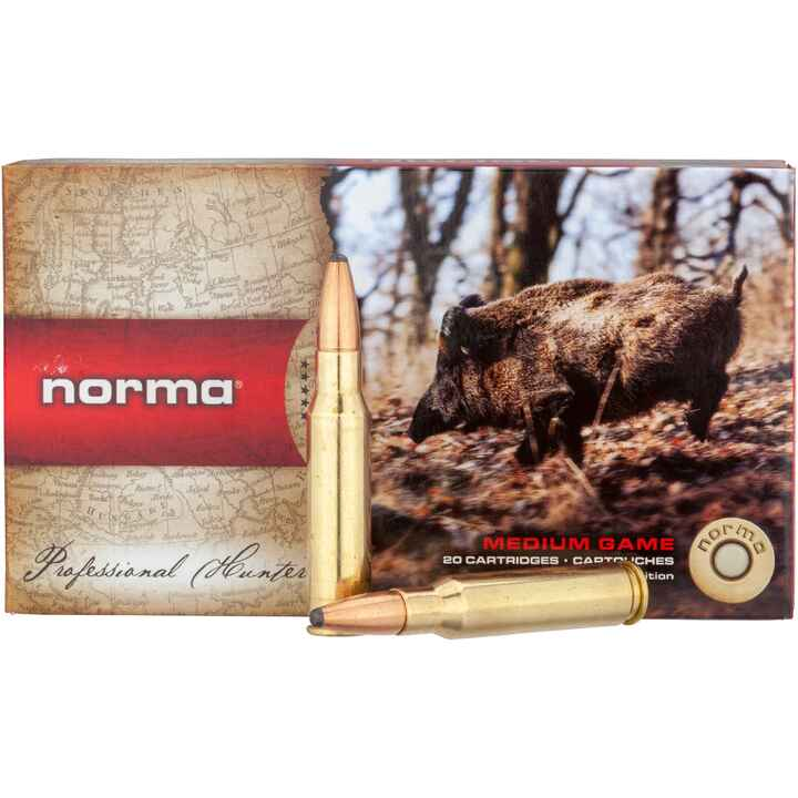 .308 Win. Oryx 11,7g/180grs., Norma