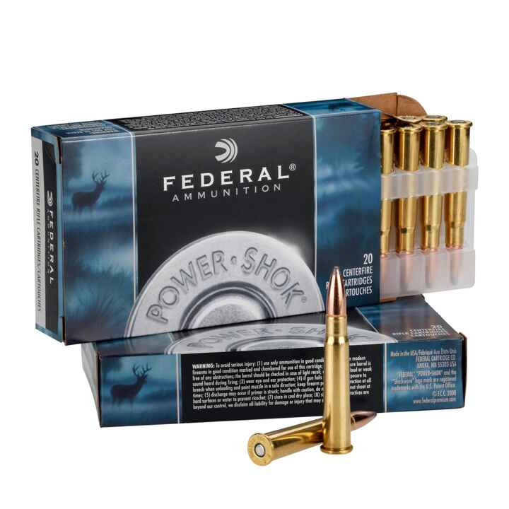 .303 British Teilmantel Speer-Hot-Cor 180 grs., Federal Ammunition