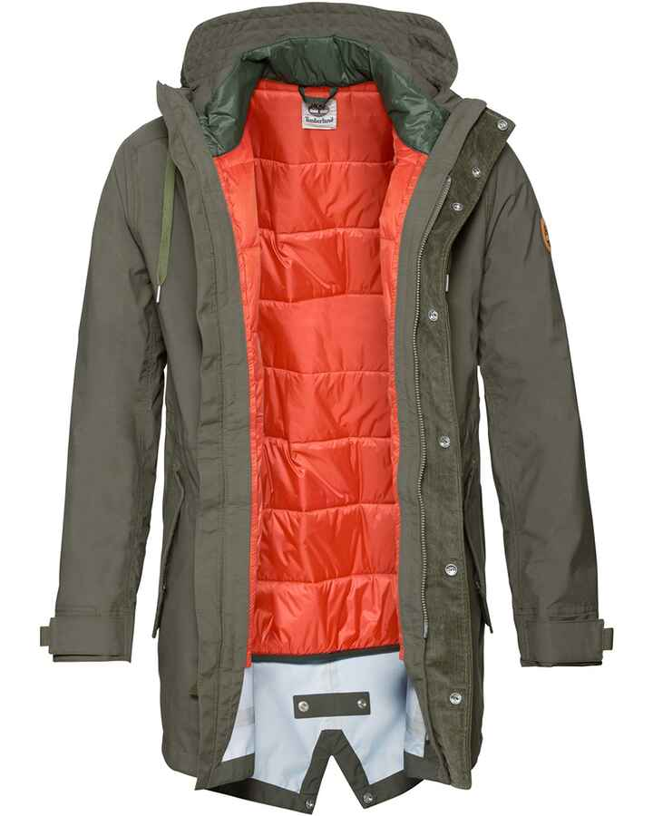 Fishtail-Parka Snowdown Peak 3-in-1, Timberland