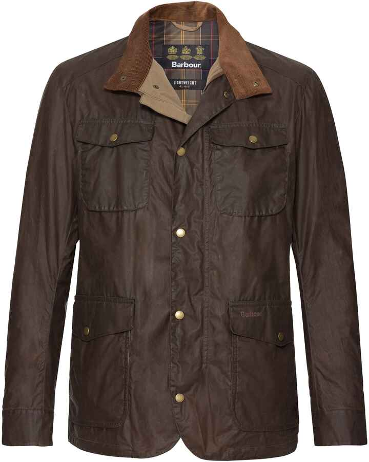 Wachsjacke Lightweight Ogston, Barbour