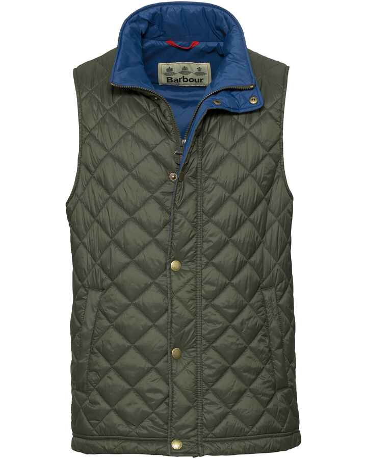 Steppweste Ampleforth, Barbour
