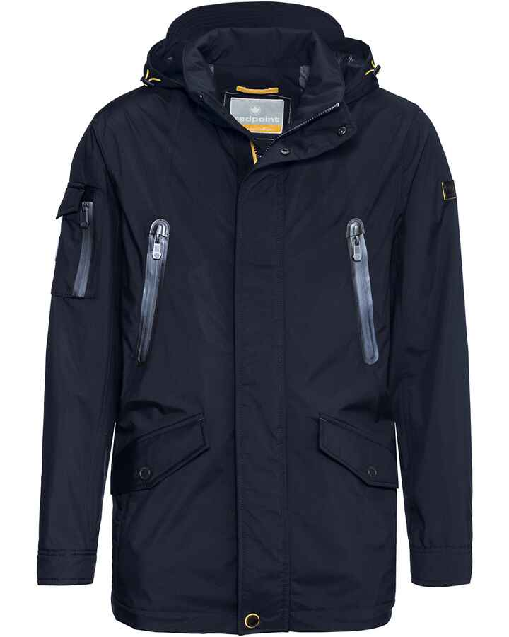 Multitool-Jacke Larry, redpoint