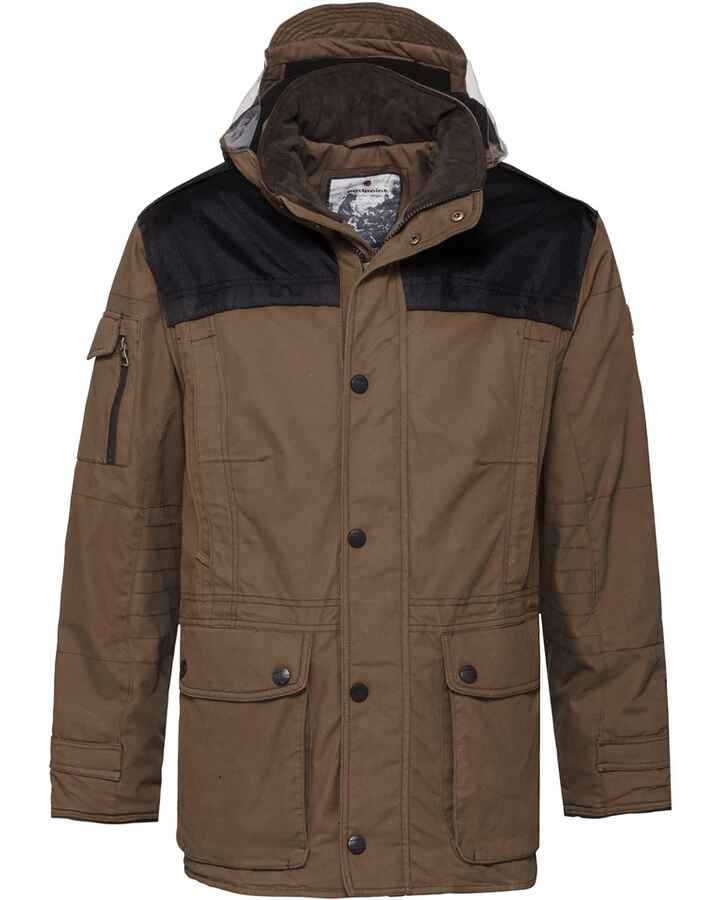 Jacke Hunter, redpoint