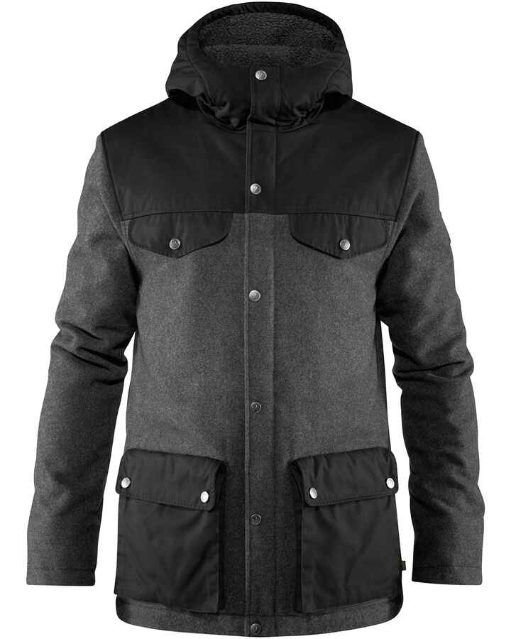 Jacke Greenland Re-Wool, Fjällräven