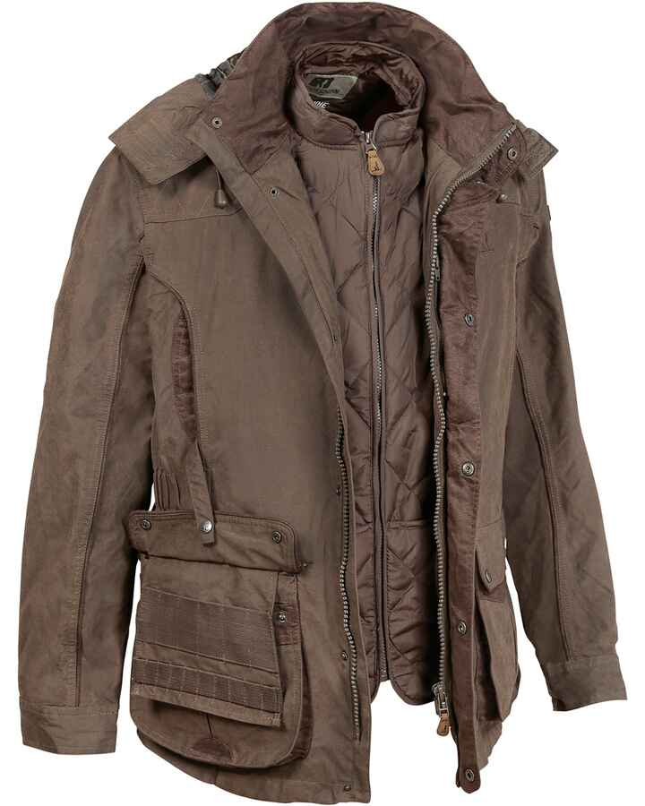 Jacke 3in1 Normandie, Percussion