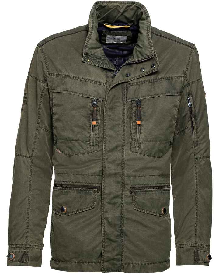 Multipocket-Fieldjacket Heritage, camel active