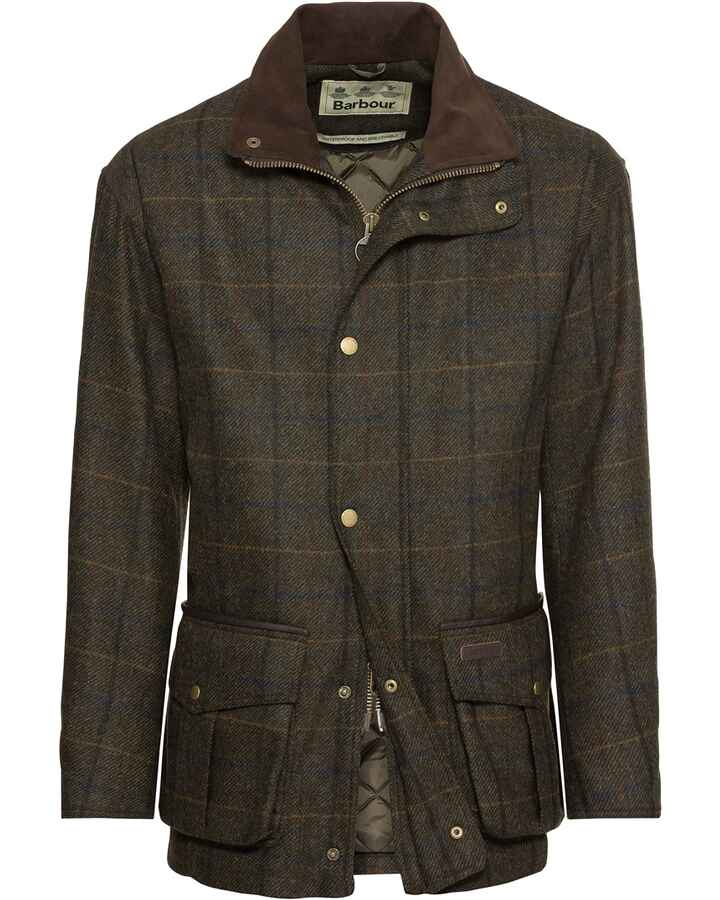 Tweedjacke Woolsington, Barbour