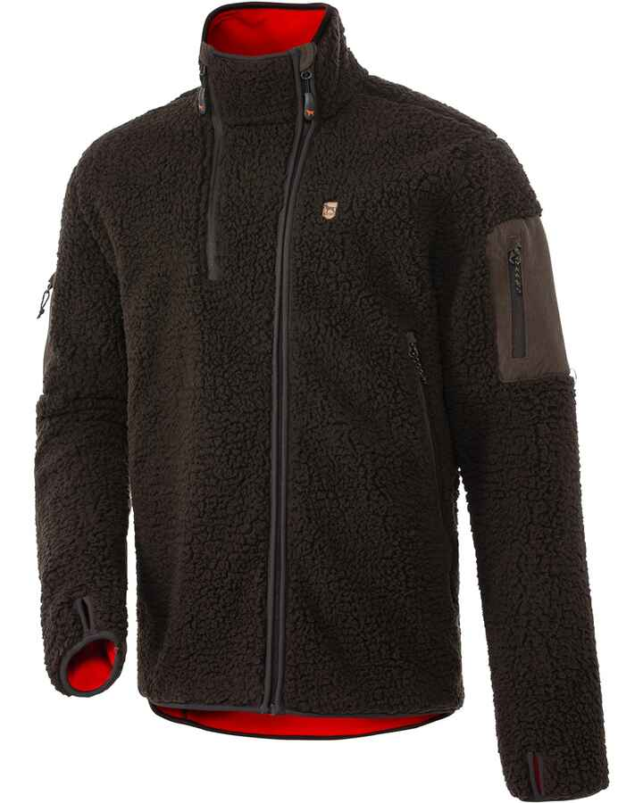 Windblock-Faserpelz-Fleecejacke Ultimate, Parforce