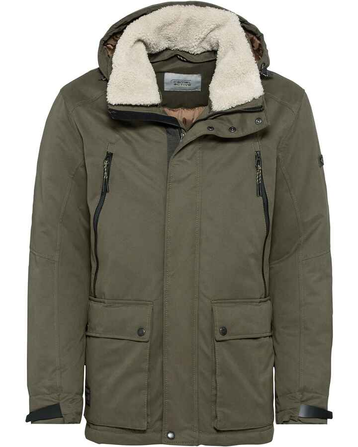Winterjacke, camel active