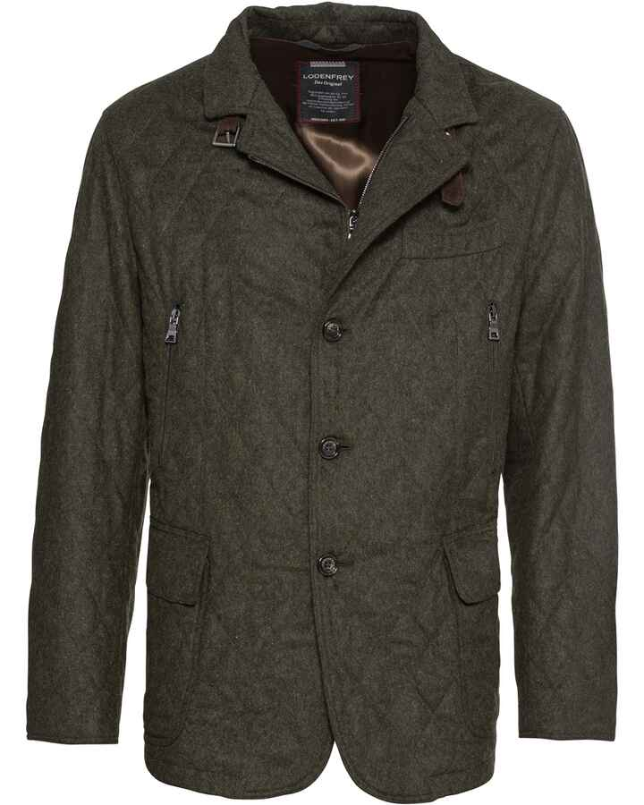 Outdoor-Steppjacke J. Melbourne, Lodenfrey