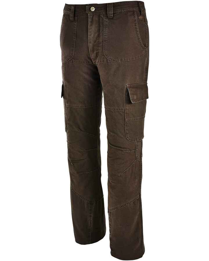 Hose Canvas Winter, Blaser