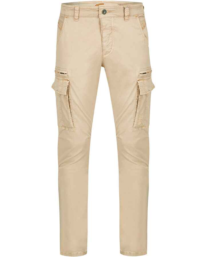Cargohose Tapered Fit, camel active
