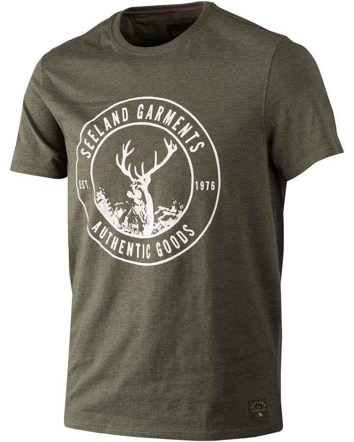Bekleidung Weitere Sportarten Norrona 29 Baumwolle T-Shirt L Grau Meliert