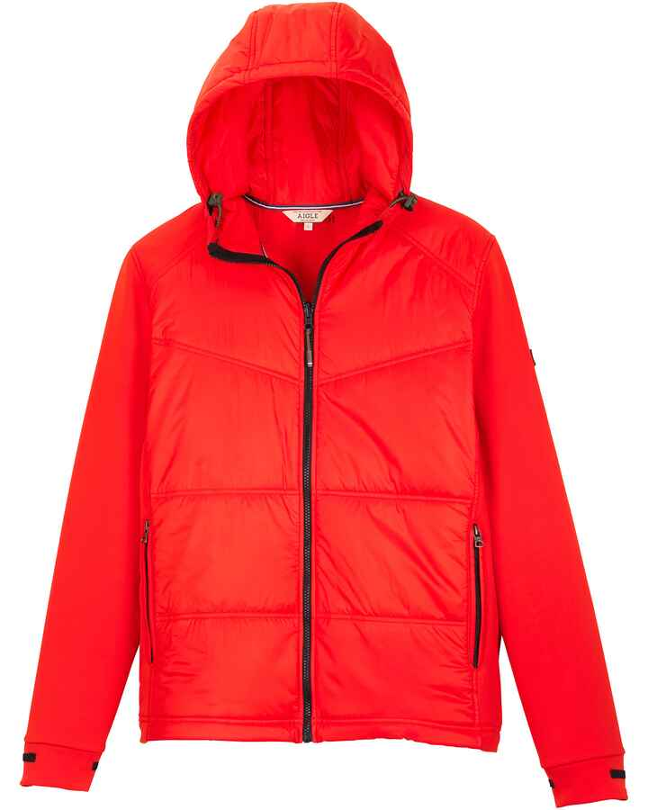 Fleecejacke Thermobu, Aigle