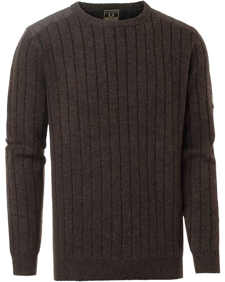 Pullover Fjord Plated, Chevalier