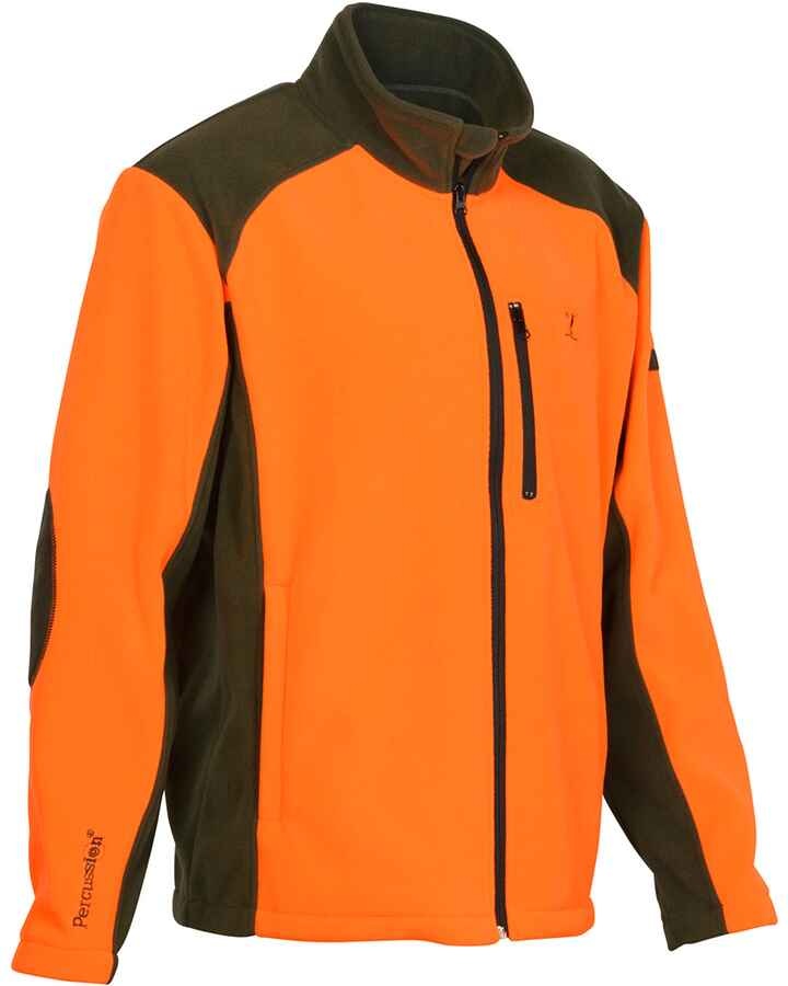 Kinder Fleecejacke Polaire, Percussion