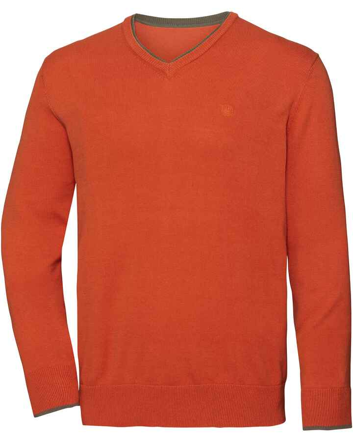 Pullover V-Ausschnitt, Parforce Traditional Hunting