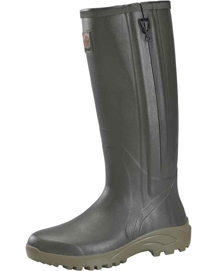 "Gummistiefel Field Master 18"" 4mm side-zip, Gateway1"