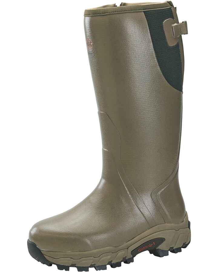 "Thermogummistiefel Pro Shooter 18"" 7mm side-zip, Gateway1"