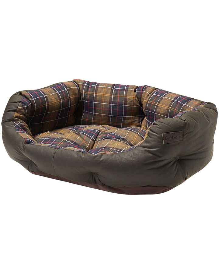Hundebett Wax/Cotton, Barbour