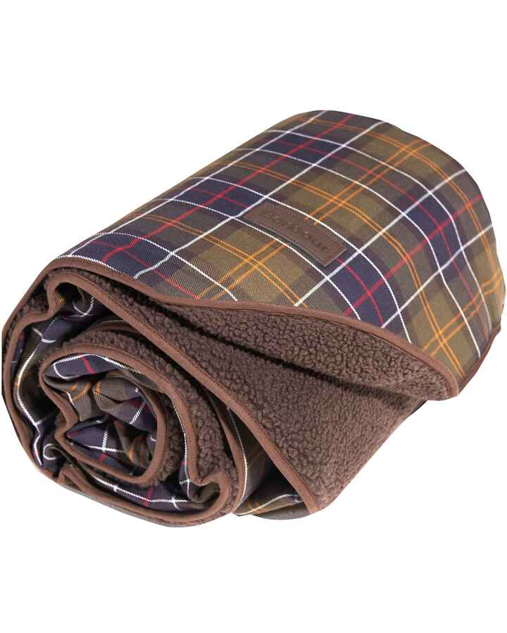 Decke Dog Blanket, Barbour